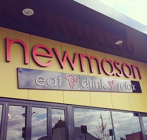 Newmason Eat Drink Relax