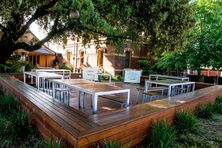 The Court House Restaurant & Garden Bar
